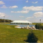 40x100 Tent Decorative Sidewalls