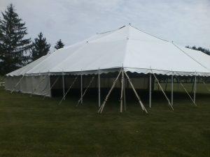 event tent rental rates