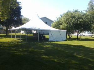 rental tents elkhart county indiana