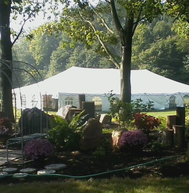 tents for events for rent