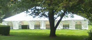 New Paris Party tent rental